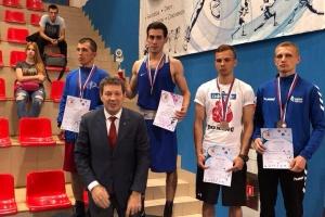 Победа на шестой Всероссийской летней универсиаде по боксу 2018