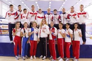 Спортсменка СШОР отправилась на первенство мира по боксу 2018