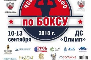 Спортсмены СШОР №3 примут участие ЮФО по боксу 2018
