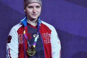 Воспитанница СШОР №3 одержала очередную победу на Первенстве Мира 2018