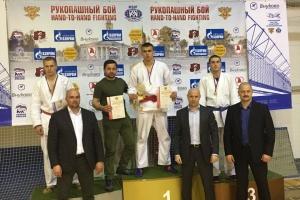 Воспитанник СШОР стал Победителем России в категории 90 кг 2018