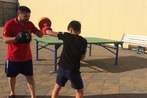 Открытая тренировка по боксу 2019