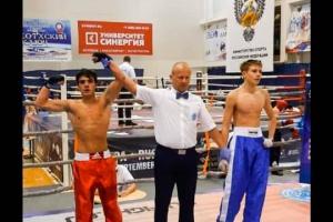 Прошли международные соревнования по кикбоксингу 2019