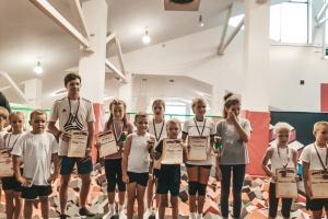 Прошло первенство СШОР 3 по прыжкам на батуте 2019