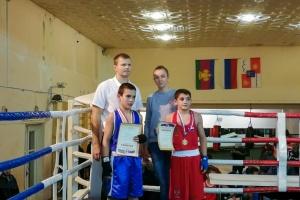 Прошло Первенство СШОР 3 г.Сочи по боксу 2019