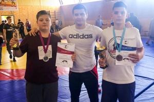 Спортсмены СШОР 3 вернулись с Международного турнира по борьбе 2019