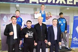 Всероссийские открытые соревнования Общества «Динамо» 2019