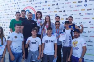 13-е Открытые Всероссийские Юношеские игры боевых искусств 2021