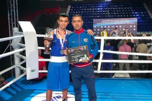 Международные соревнования по боксу среди юниоров, памяти МСМК Николая Павлюкова 2021