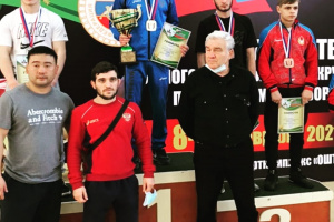 Первенство ЮФО по греко-римской борьбе 2021