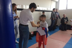 Первенство и Чемпионат города Сочи по кикбоксингу 2019