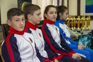 Подведение итогов 2019 года среди воспитанников и тренеров МБУ СШОР3