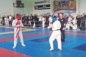 Первенство Краснодарского края по рукопашному бою 2019