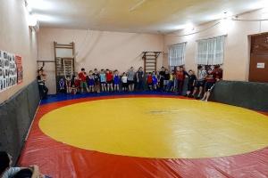 Залы Спортивной борьбы в СШОР 3 2019