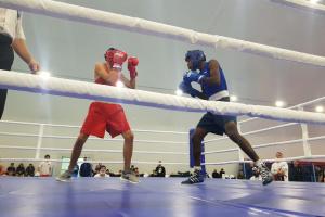 Новогодний турнир города Сочи по боксу 2020